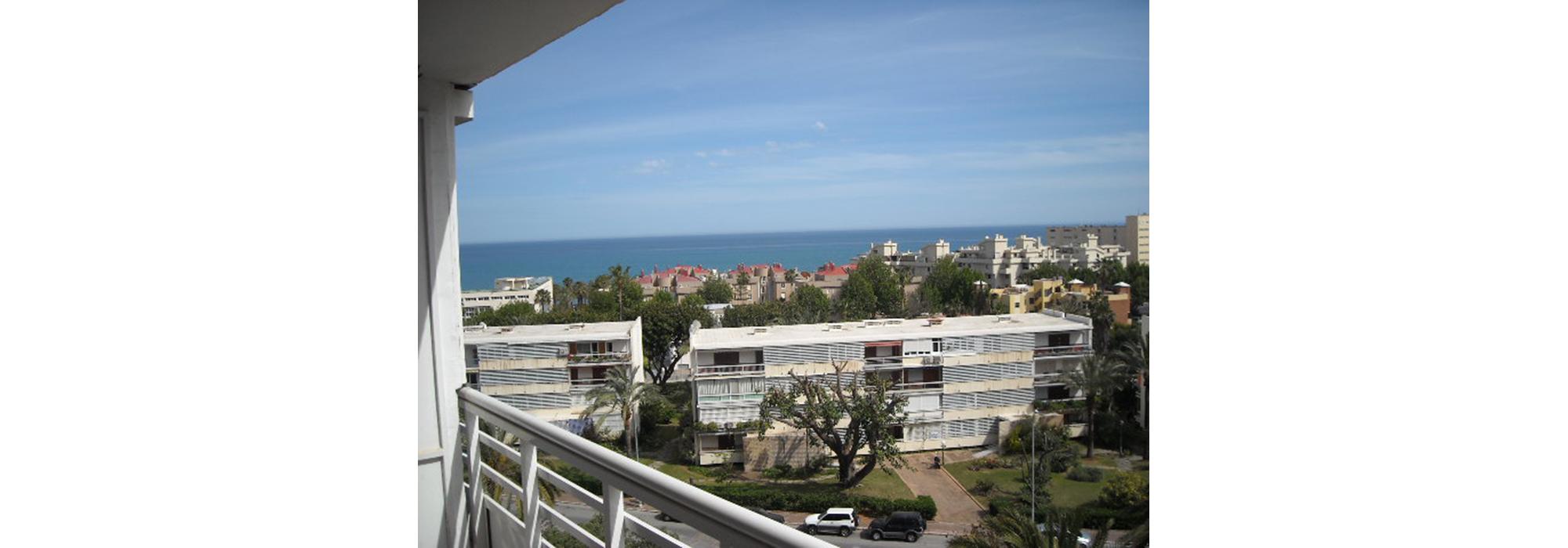 Apartamento de 1 dormitorio en la Carihuela,Torremolinos.