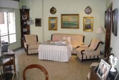 Piso de 3 dormitorios en el centro de Málaga.