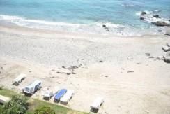 Apartamento en 1ª línea de playa en Benalmádena Costa. Ref : 414